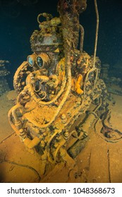 Fujikawa Maru Ship Wreck