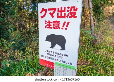 Fukui, Japan - November 30, 2019: Stands on a small hill overlooking the Echizen Ono Castle.