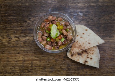Ful medames or simply foul, is a Somali dish of cooked fava beans served with vegetable oil, lemon  It is a popular food in Egypt,