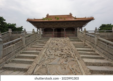 Fuling Mausoleum,well-preserved tomb complex of the Qing Dynasty. It is now included in UNESCO's list of World Heritage Sites.