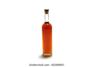 full bottle of cognac