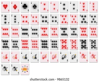 Full card set