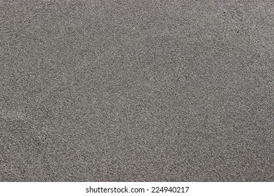 Full frame of gray sand at a greek beach