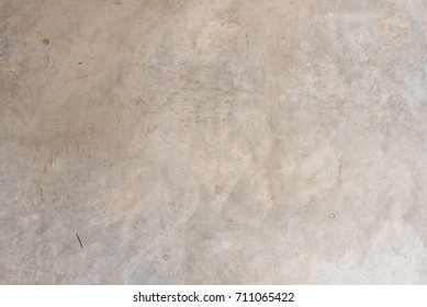 Full frame view of sealed concrete floor from above - abstract background