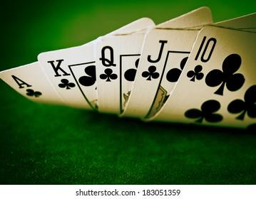 full house in poker