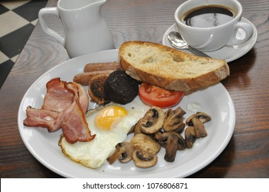 Full Irish Breakfast in Cork