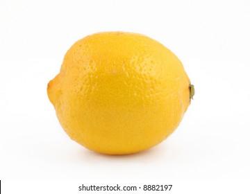 Full lemon shot