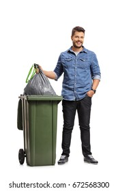 Garbage Man Images Stock Photos Amp Vectors Shutterstock