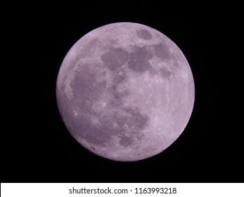 Full Moon at Malaysia