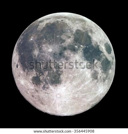 full moon mosaic 32 frames taken stock photo edit now 356445908