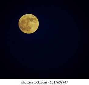 Full Moon over bimini