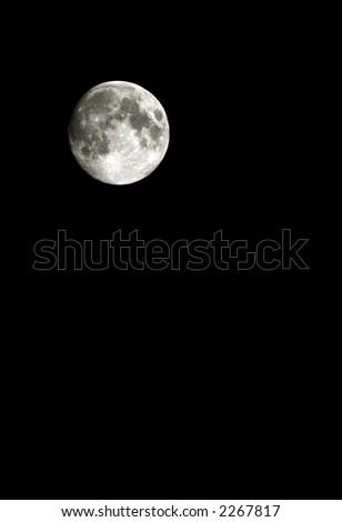 full moon top left frame stock photo edit now 2267817 shutterstock