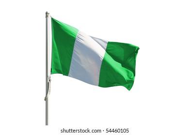 Full Nigeria flag
