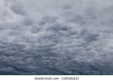 Full overcast sky