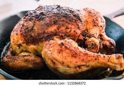 Full Roast Chicken