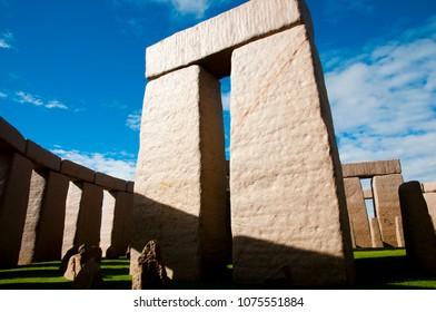 Full Stonehenge Replica