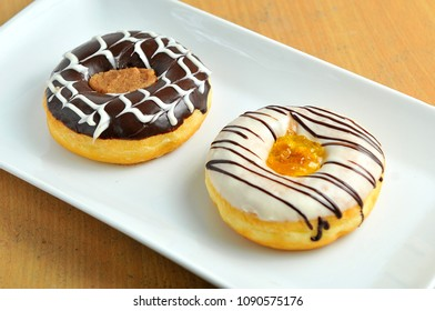 full topping potato donuts