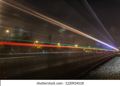 Fullerton Night Train