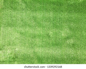 Full-frame artificial grass