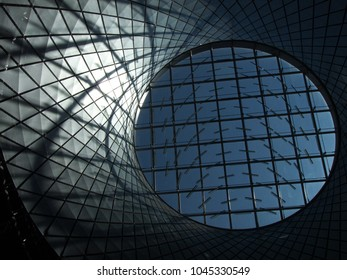 Fulton Center Skylight NYC