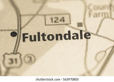 Fultondale. Alabama. USA