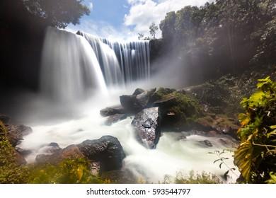 Fumaca Waterfall - Jalapao - Tocantins - Brazil