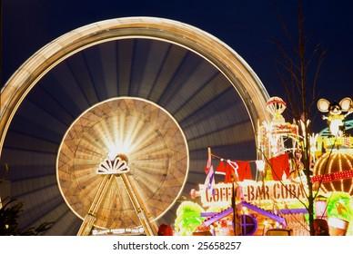 Fun fair Berlin