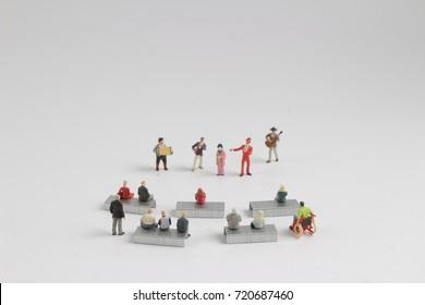 the fun of figure in the miniature world