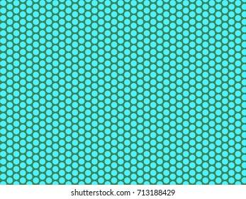 Fun, fresh, unique geometric pattern.
