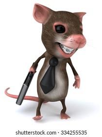Fun mouse
