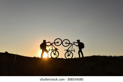 fun to spend time with bicycle