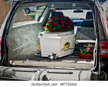 funeral casket, coffin burial, farewell the death, goodbye loved one