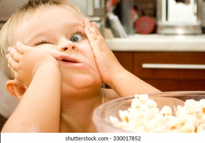 Funny baby bow with 