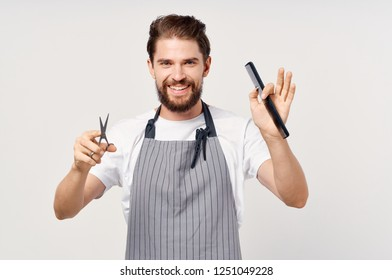Männer Friseur Images Stock Photos Vectors Shutterstock