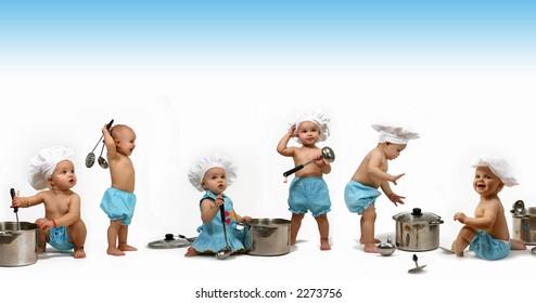 Funny Chef's