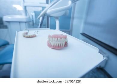 Funny dental concept