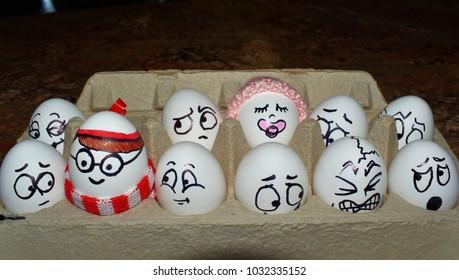 Funny egg Where is Waldo