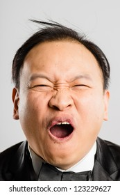 Funny Chinese Man High Res Stock Images Shutterstock
