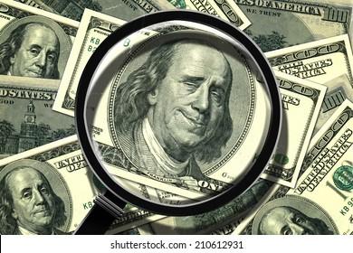 Funny one hundred dollar bill