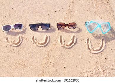 Funny vacation