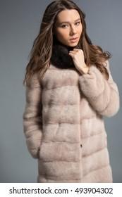fur coat catalog