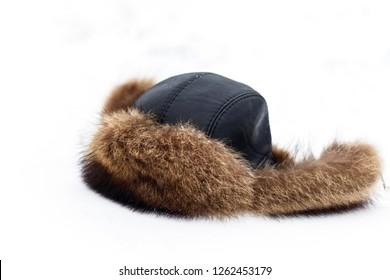 9d6dc12542f Fur hat for winter for men