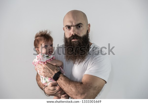Overprotective father daughter
