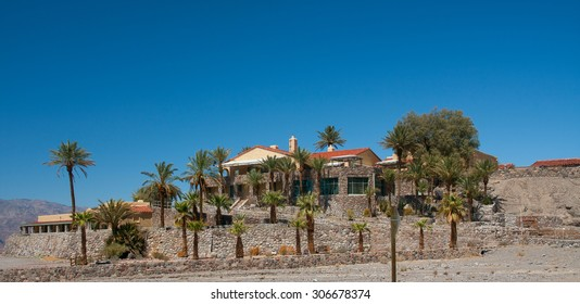 Furnace Creek Hotel in Death Valley National Park