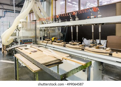 furniture production space