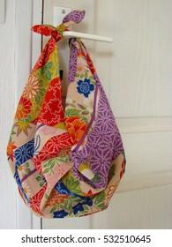 Furoshiki (cloth wrapper) bag