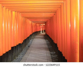 Fushimi-Inari in Kyoto, Japan