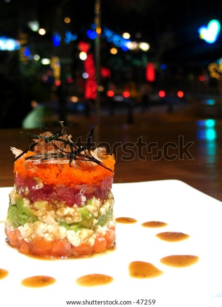 Fusion Japanese Food