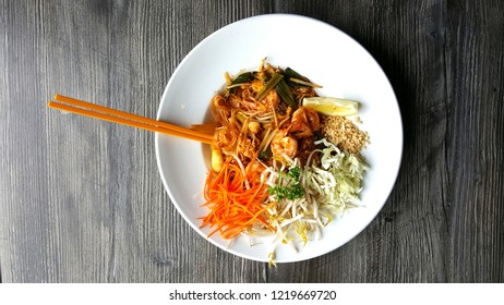 fusion padthai noodle