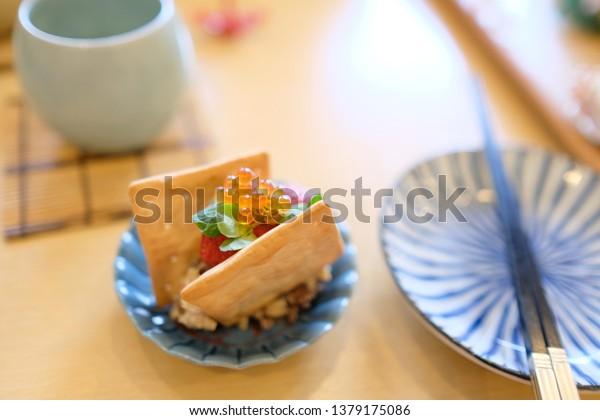Fusion Sushi Omakase